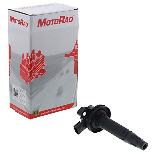 MotoRad 1IC418 Ignition Coil   Fits select Ford Edge, Flex, Fusion, Mustang, Taurus, Taurus X, Lincoln MKS, MKT, MKX, MKZ, Mazda 6, CX-9, Mercury Sable