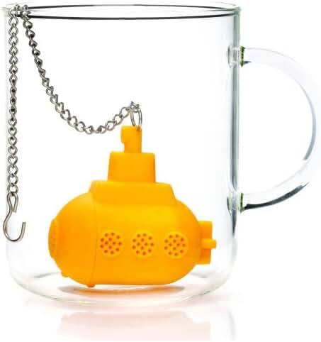 luc Tea Sub - Yellow Submarine Tea Infuser (1, A)