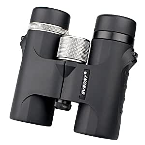 SVBONY Optics 8x32 Compact Binoculars for Bird Watching Waterproof Fully Multi Coated Lens Lightweight and Small size for Travel and Outdoor Activities