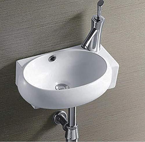 Ceramic Basin Sink White 43.5 x 30 x 13 cm