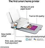 HP Tango X Smart Wireless Printer with Indigo Linen