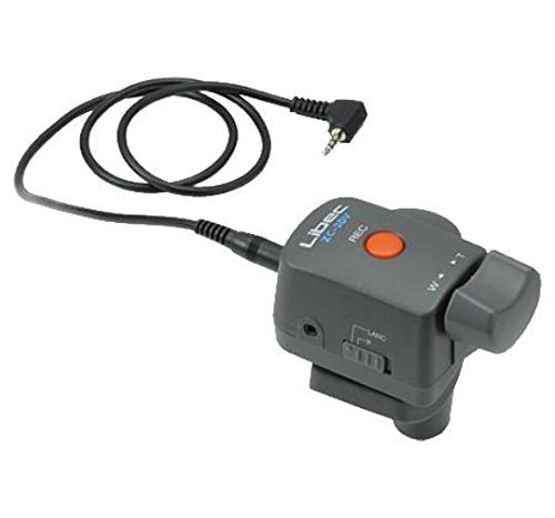 Libec ZC-3DV Zoom Control for Sony, Panasonic and Canon DV Cameras by Libec