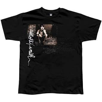 ill Rock Merch - Camiseta - Hombre - Ill Rock Merch Elliott Smith Photo Shirt