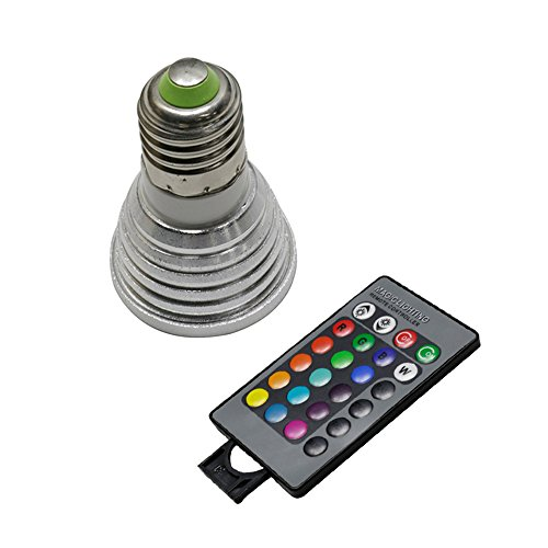E27 Colors Changing 85V 265V Controller product image