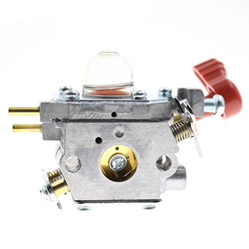 [해외]GooDeal Carburetor 753-06288 ZAM Craftsman Troybilt 마당 기계 트리머 카바 용 C1U-P27/GooDeal Carburetor 753-06288 C1U-P27 for Zama