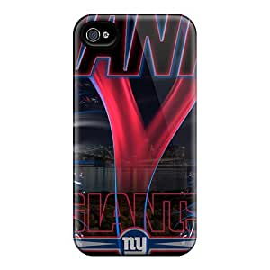 Hot Snap-on New York Giants Hard Cover Case/ Protective Case For Iphone 4/4s