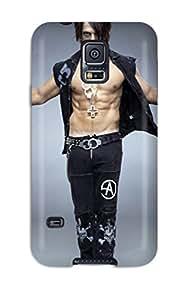 Hot New Arrival Premium Galaxy S5 Case(criss Angel) 4103301K58022568