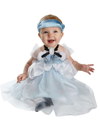 Baby-Toddler-Costume Cinderella Toddler Costume 12-18 Months Halloween Costume