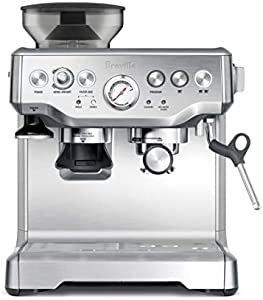 Breville BES870XL Barista Express Espresso Machine