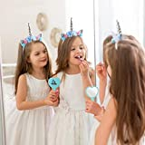 TOKIA Kids Makeup Kit for Girls with Cosmetic