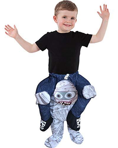 Mummy Piggyback Costume Toddler