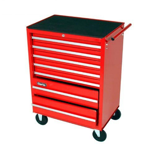 7 Drawer Mobile Tool (CLARKE TOOL TROLLEY 7 DRAWERS MOBILE 760x465x950mm by Clarke)