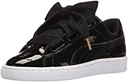 Women's Basket Heart Patent Wn's Fashion Sneaker