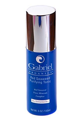 Seaweed Purifying (Gabriel ORGANICS, Red Seaweed Purifying Tonic, 5 oz)