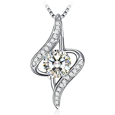 Jse necklaces pendant necklace necklace for women 925 sterling jse necklaces pendant necklace necklace for women 925 sterling silver zirconia jewellery aloadofball