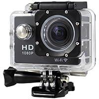 Action Camera, TONSEE SJ7000 WIFI 1080P Full HD DV Sports Recorder Car Waterproof Action Camera Camcorder (Black)