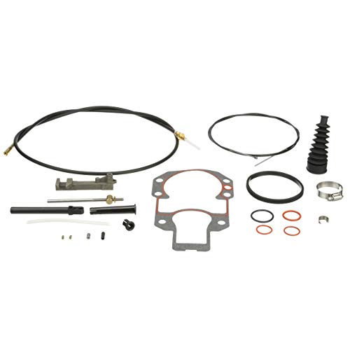 Quicksilver Lower Shift Cable Kit 865436A03 - for MerCruiser Stern Drives MC-I, R, MR, Alpha One and Alpha One Gen II ()