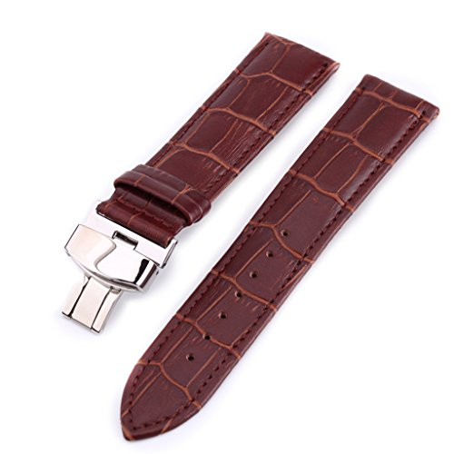 Leather Watch Strap Top Calf Replacement Watch
