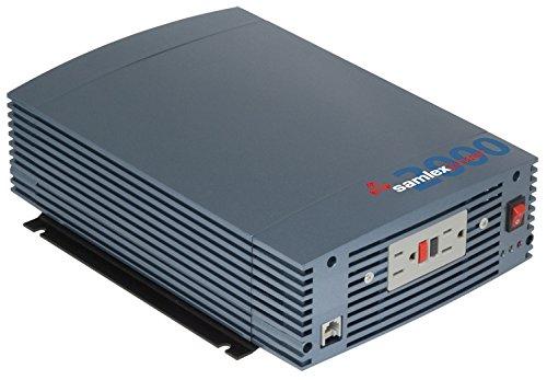 Samlex America Solar SSW-2000-12A SSW Series Pure Sine Wave Inverter by Samlex America