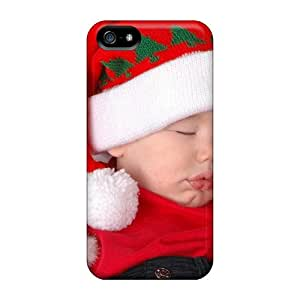 EfsrqKS4653ZWcjb ScoDBke Awesome Case Cover Compatible With Iphone 5/5s - Christmas Winter