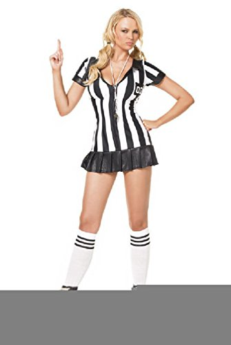 8eigh (Mens Plus Size Referee Costume)