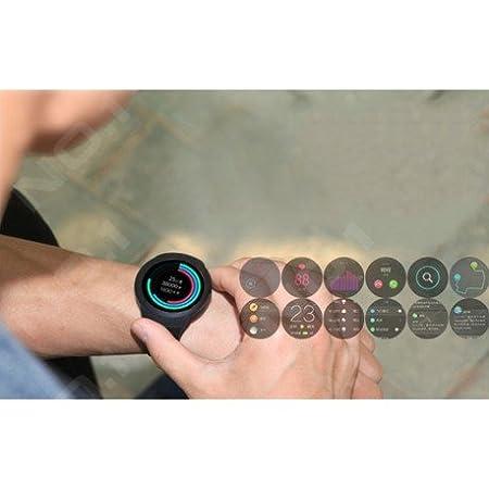 N º 1 G3 elegante reloj - Monitor de ritmo cardiaco, MTK2502 ...