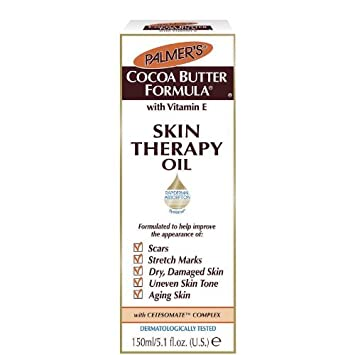 PALMERS CB SKIN THERAPY OIL 5.1 OZ 3 pack