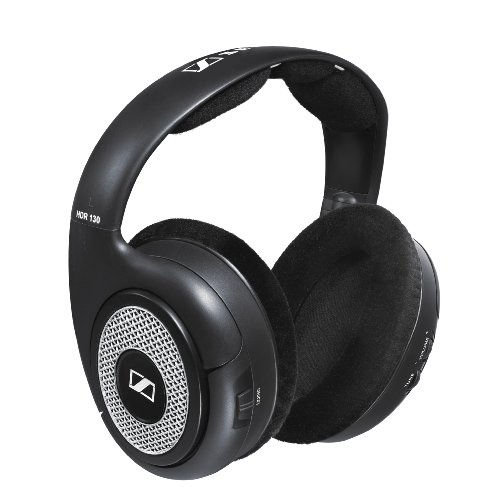 Sennheiser RS 130 Wireless Surround Sound Headphones (Dis...