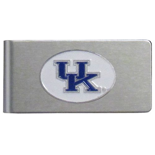 NCAA Kentucky Wildcats Brushed Money Clip