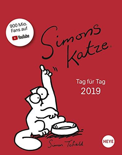 Simons Katze - Kalender 2019