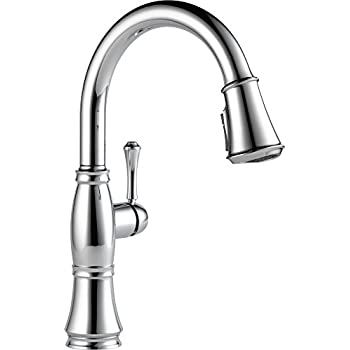 magnetic kitchen faucet delta 9197 dst cassidy single handle pull kitchen 14093