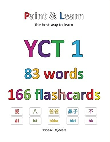 Buy Yct 1 83 Words 166 Flashcards Book Online at Low Prices in India