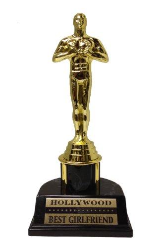 Best Girlfriend Victory Trophy Award