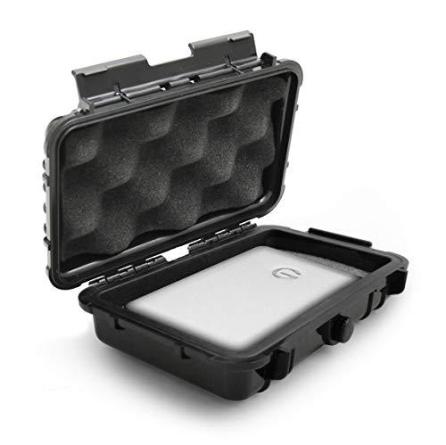 CASEMATIX Waterproof External G Technology Portable