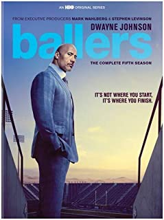Book Cover: Ballers: The Complete Fifth and Final Season