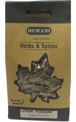 Hemani Premium Herbs - Lemon Verbena Leaves 20g