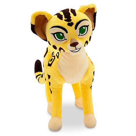 Disney Lion Guard Fuli Bean Plush