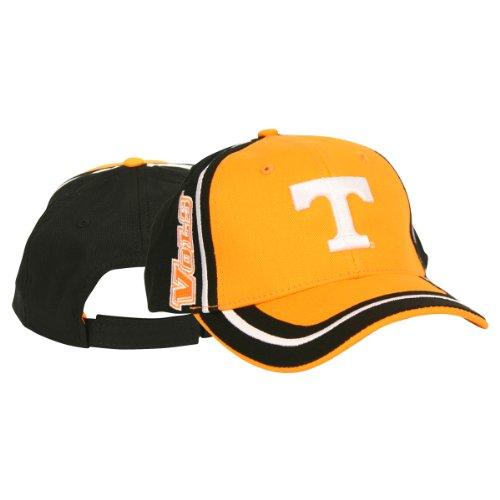 """NCAA """"Trim"""" Adjustable Baseball Hats - Tennessee Volunteers"""