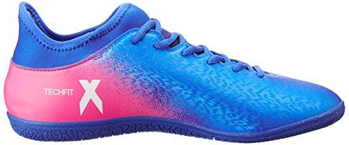adidas X 16.3 Indoor Fußballschuh Herren 7.5 UK - 41.1/3 EU