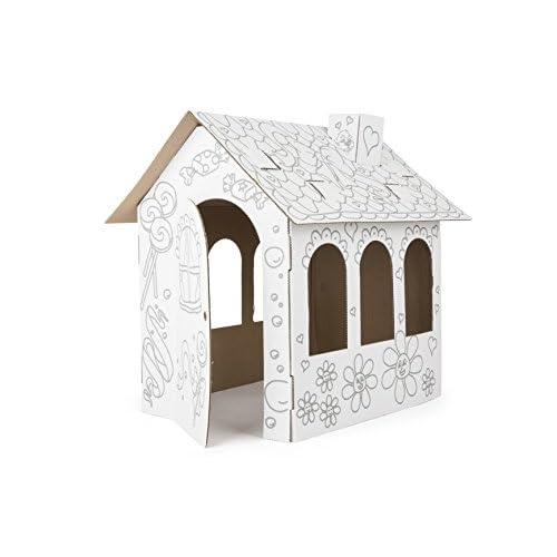 Tektorado Maison de Poupées en Carton, 10762