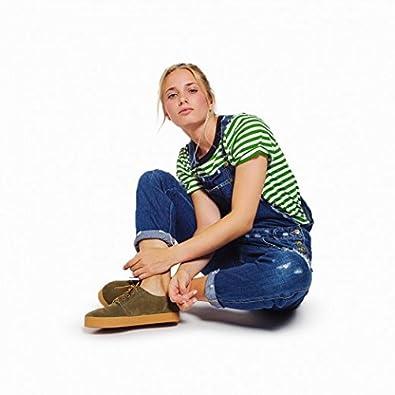 Pompeii, Zapatillas Mujer, Higby, Khaki Caramel, 36: Amazon.es: Zapatos y complementos