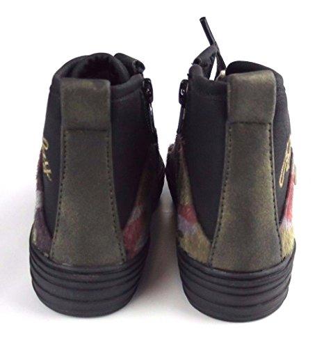 REPLAY BIRMIGHAM C.1392 Sneaker Gr. 32 Mädchen Schuhe Sneakers Girl Boots Leder UVP 79