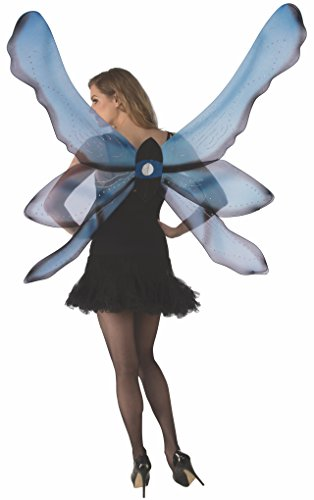 Rubie's Costume Co Blue Fairy Wings Costume -