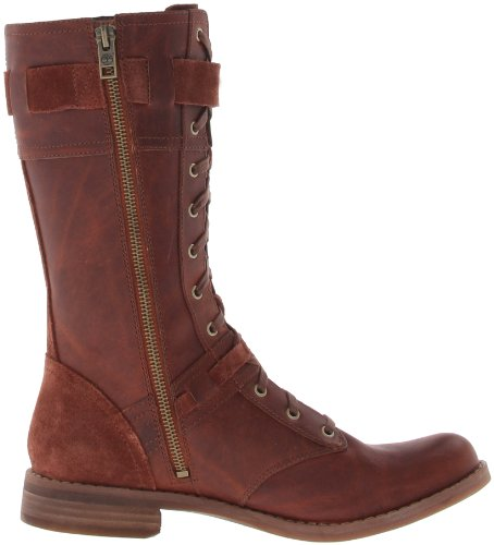 Simple Timberland Timberland Womenu0026#39;s Savin Hill Mid Lace Boots - Dark Brown (6) From Cabelau0026#39;s | ShapeShop