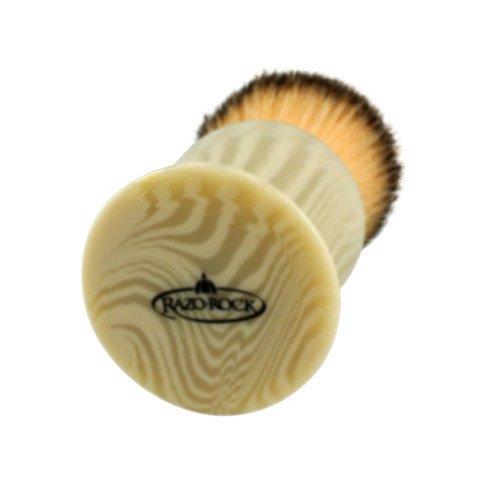 RazoRock Plissoft Monster Synthetic Shaving Brush - 26mm MONSTER