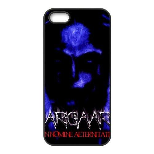 Dargaard 002 coque iPhone 4 4S cellulaire cas coque de téléphone cas téléphone cellulaire noir couvercle EEEXLKNBC24415