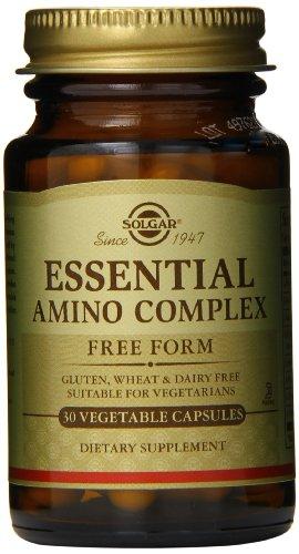 Solgar aminé essentiel complexes Capsules de légumes, 30 comte