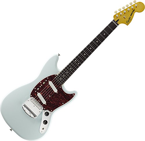 Squier by Fender Vintage Modified Mustang Beginner Short Sca