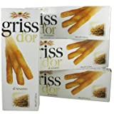 Griss d'Or Traditional Breadsticks with Sesame - 3.52 oz