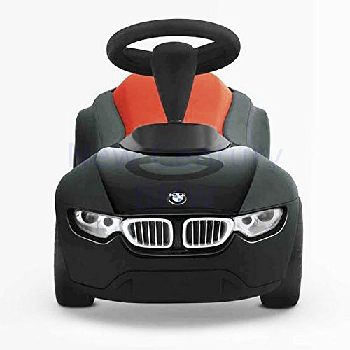 BMW Genuine Baby Racer III - Black / Orange